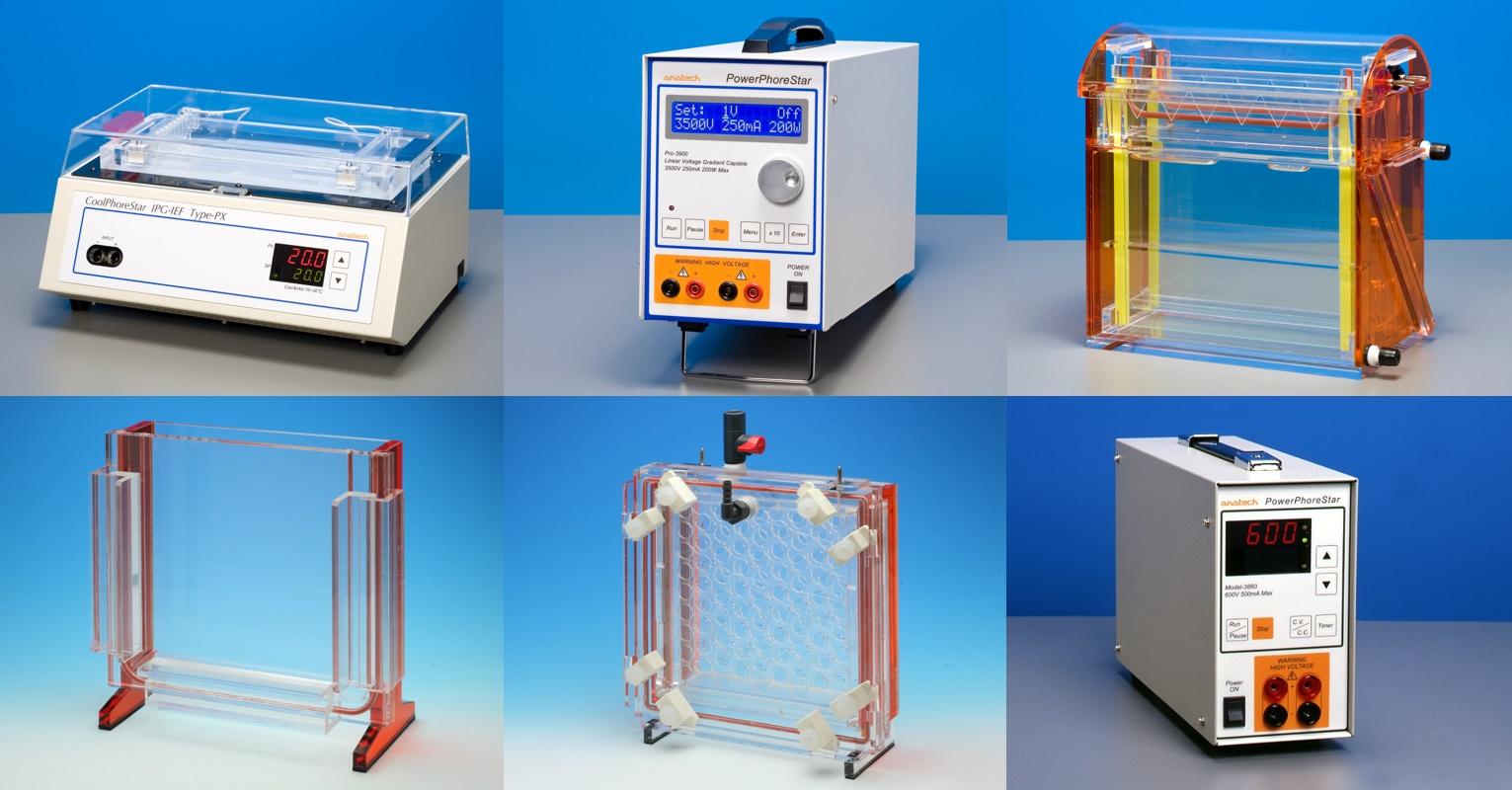 クールホレスター 二次元電気泳動ベーシック・プラスシステム