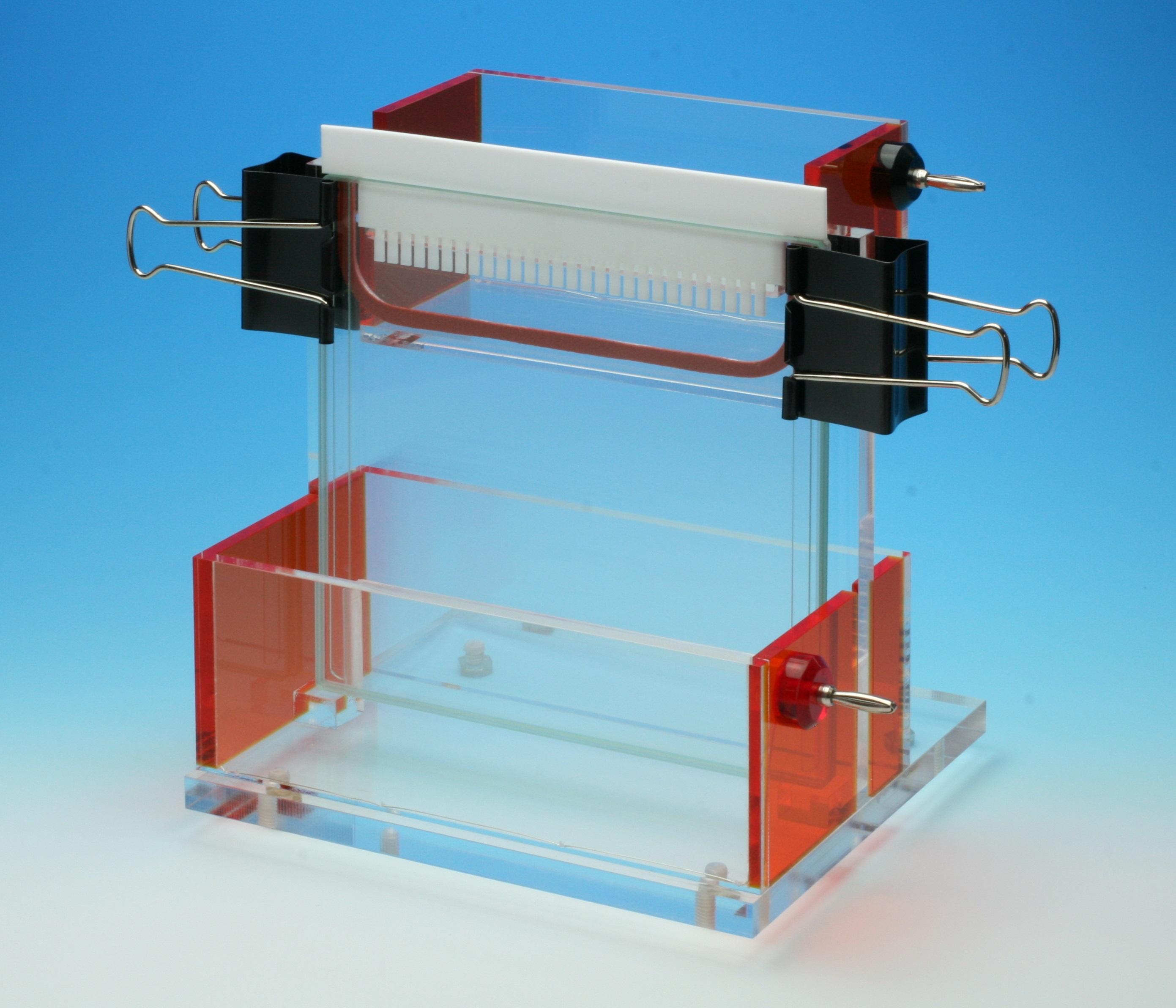 スタンダード電気泳動装置 Single-160
