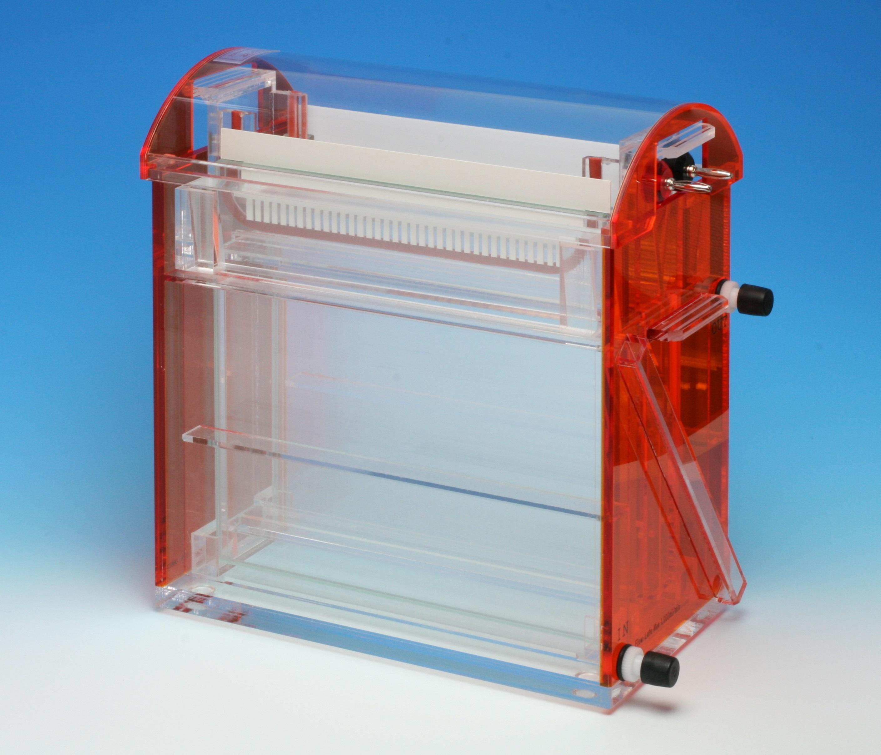 ラージタイプ電気泳動装置 Double-200K