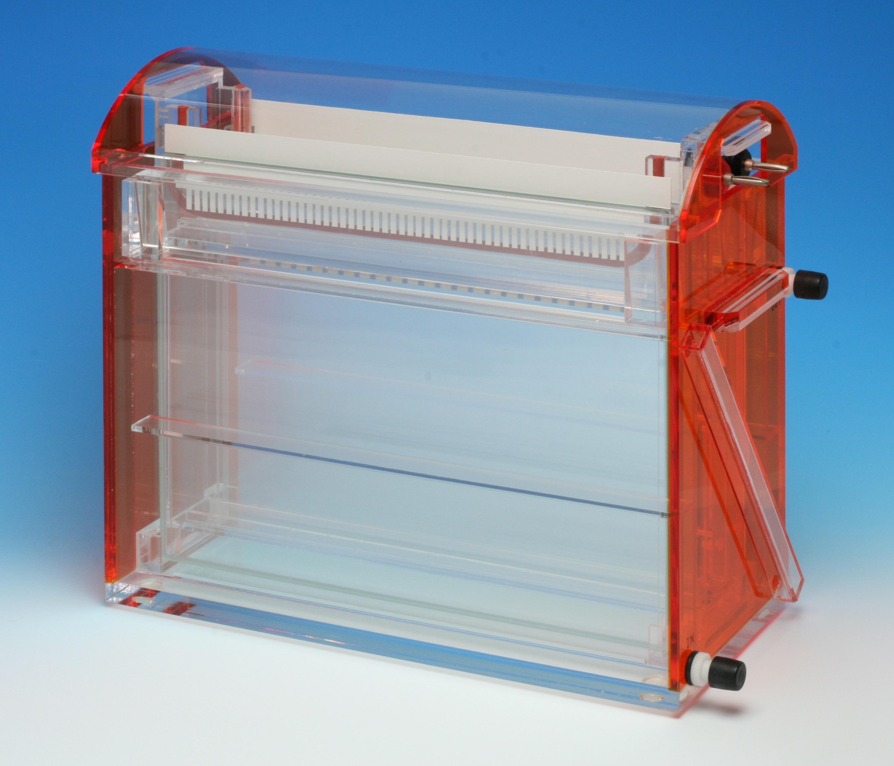 ラージタイプ電気泳動装置 Double-270K