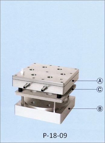 加熱・冷却用アルミブロック